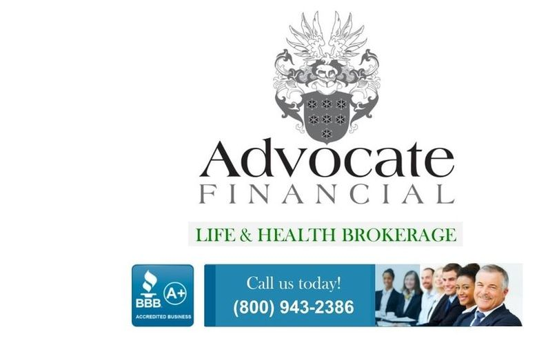 ADVOCATE FINANCIAL Life & Health Brokerage